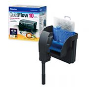All Glass Aquarium Aqueon Power Filter 10-20 Gallons
