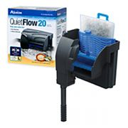 All Glass Aquarium Aqueon Power Filter 20-30 Gallon