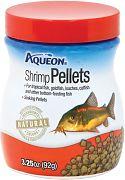 All Glass Aquarium Aqueon Shrimp Pellets 3.25 oz