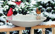 Allied Precision Heated Birdbath 20 inch