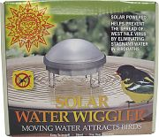 Allied Precision Solar Water Wiggler