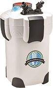 Aquatop 4 Stage Canister Filter With UV Sterilizer 75 To 125 Gal