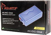 Aquatop Ac/Dc-One Battery Operated Aquarium Air Pump Blue 2.5 L/Min
