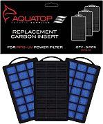 Aquatop Carbon Replacement 15 Gal/3pk