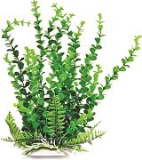 Aquatop Elodea Aquarium Plant With Weighted Base Green 12 Inch
