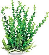 Aquatop Elodea Aquarium Plant With Weighted Base Green 6 Inch
