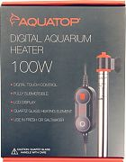 Aquatop Glass Heater With External Digital Controller 100w