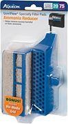 Aqueon Aqueon Specialty Filter Pad W/Biogrid Ammonia Tan 20/75