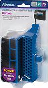 Aqueon Aqueon Specialty Filter Pad W/Biogrid Carbon Black 20/75