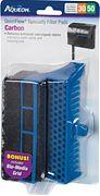 Aqueon Aqueon Specialty Filter Pad W/Biogrid Carbon Black 30/50