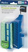 Aqueon Aqueon Specialty Filter Pad W/Biogrid Phosphate Green 20/75