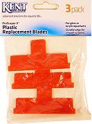 Aqueon Proscraper Ii Replacement Blades Plastic 3 Pk