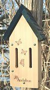 Aububon/Woodlink Butterfly Shelter