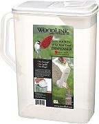 Aububon/Woodlink Dual Pour Seed Container