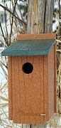 Aububon/Woodlink Go Green Bluebird House