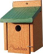 Aububon/Woodlink Go Green Wren House