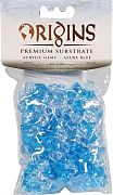 Bio Bubble Acrylic Gems Azure Blue 5 Ounce