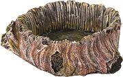 Bio Bubble Stump Bowl Aquarium/Terrarium Ornament 5.5x4.5x2.2inch