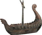 Bio Bubble Viking Ship Ornament