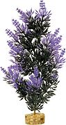 Blue Ribbon Colorburst Florals Large Brush Plant Black/Purple
