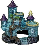Blue Ribbon Exotic Environments Hobbit Castle Blue
