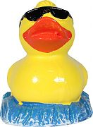 Blue Ribbon Exotic Environments Rubber Duck With Sunglasses