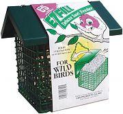 C & S Products Ez Fill Deluxe Triple Suet Basket