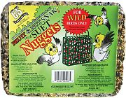 C & S Products Fruit & Nut Snak With Suet Nuggets
