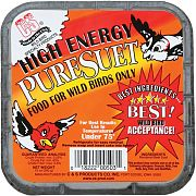 C & S Products High Energy Pure Suet Cake
