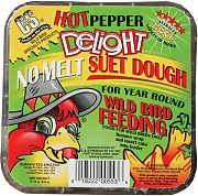 C & S Products Hot Pepper Delight Suet