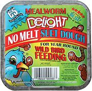 C & S Products Mealworm Delight Suet