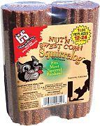 C & S Products Nut N Sweet Corn Squirrelog