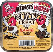 C & S Products Nutty Suet Treat