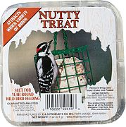 C & S Products Nutty Treat Picture Label Suet