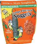 C & S Products Orange Nuggets