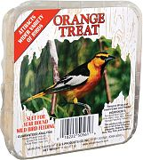 C & S Products Orange Treat Picture Label Suet