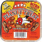 C & S Products Peanut Suet Treat
