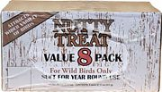 C & S Products Pictorial Label Nutty Value Pack Nutty 11 Oz
