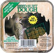 C & S Products Seed Suet Dough Picture Label 11 Oz