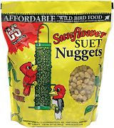 C & S Products Sunflower Suet Nuggets