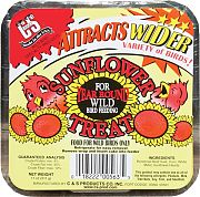 C & S Products Sunflower Suet Treat