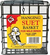 C & S Products Wire Suet Basket