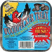 C & S Products Woodpecker Suet Treat