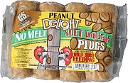 C & S Products Woodpecker Treat Suet Plugs