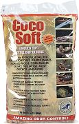 Caribsea Coco Soft Reptile Chip Bedding Natural 10 Quart