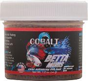Cobalt Betta Minis Color Enhancing Fish Food 1.2 Ounce