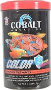 Cobalt Premium Tropical Color Flakes 5 Ounce