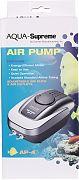 Danner Aqua-Supreme Adjustable 2-Outlet Air Pump 4 Watt