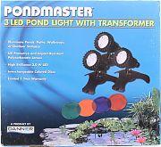 Danner Eugene Pond High Brilliance Led Adjustable Light Set 2 Watt/3 Piece