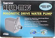Danner Magnetic Drive Utility Pump 2400gph